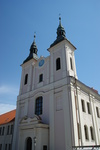 Late – baroque church of Holy Virgin Mary Annunciation