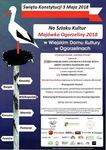 Na szlaku Kultur - Majówka w Ogorzelinach 2018
