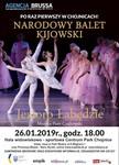 Jezioro Łabędzie - Narodowy Balet Kijowski